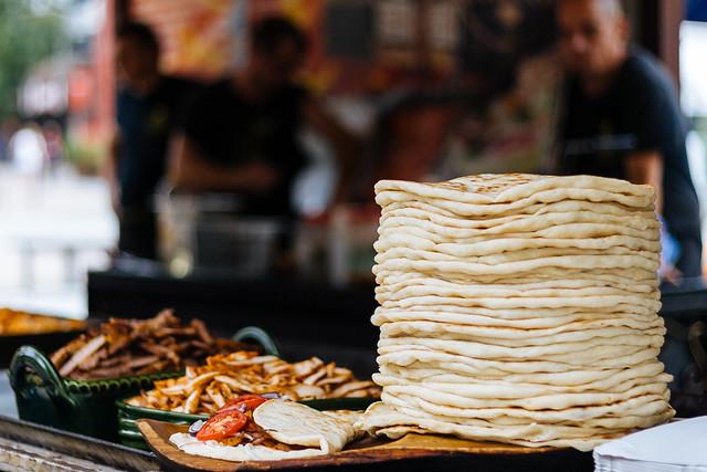 Street food, Zala