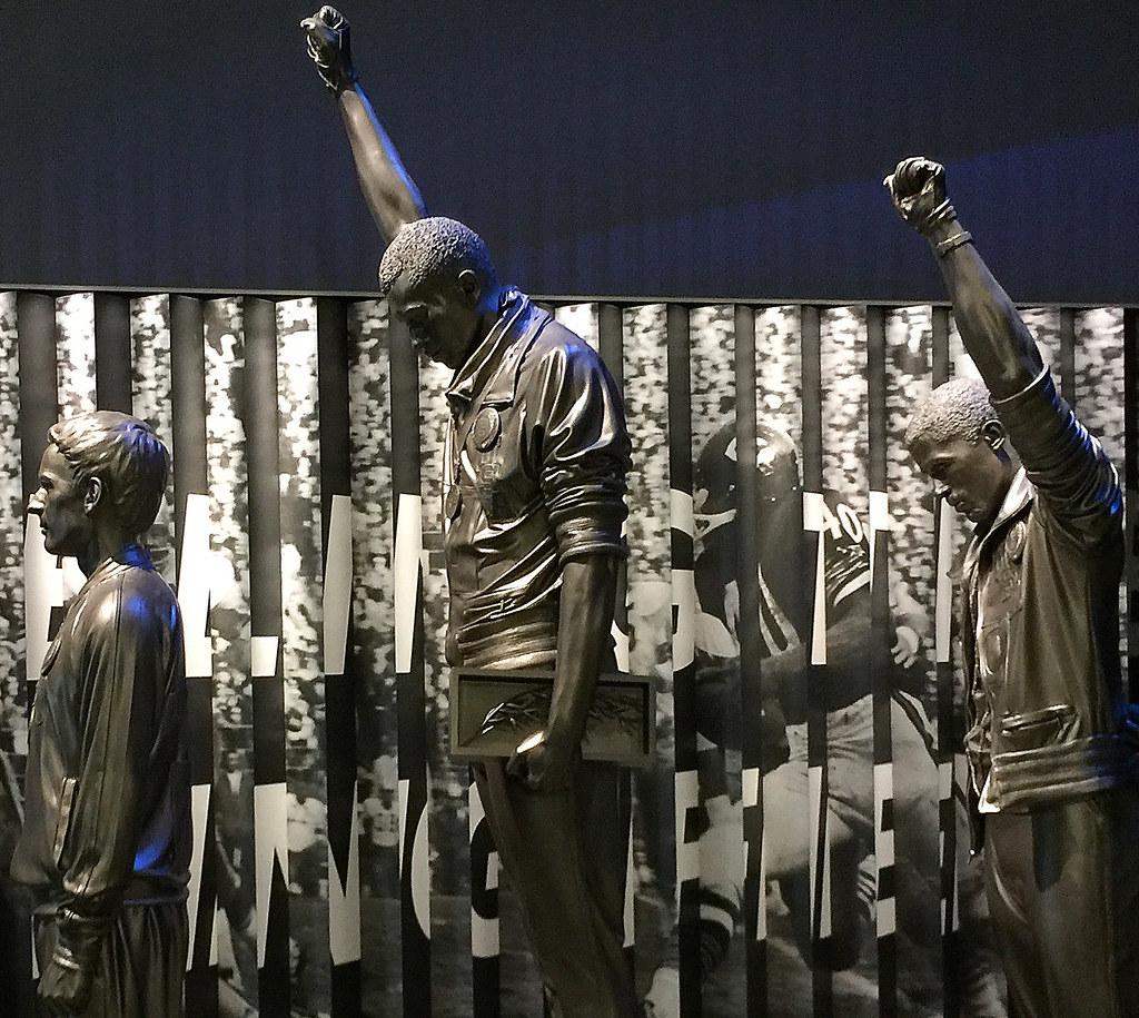 Black Power Olympics Pics