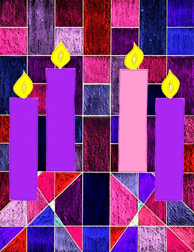 Advent 4 candles | by traqair57