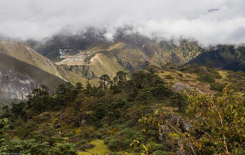 Namche 2 oct _05_sat in Himalaya | by Valentin Groza