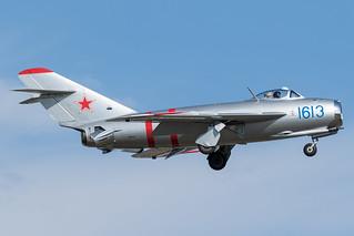 MiG-17F_NX917F_11-06-2017-1 | by jetman121