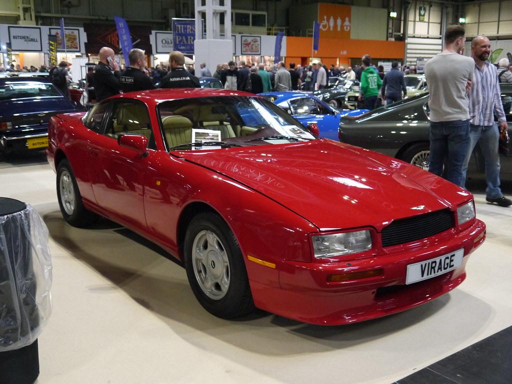 1992 Aston Martin Virage The Aston Martin Virage Is An Aut Flickr