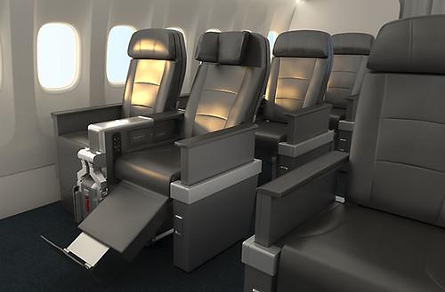 American Airlines Premium Economy Seat (American Airlines)