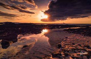 Twin Sunset