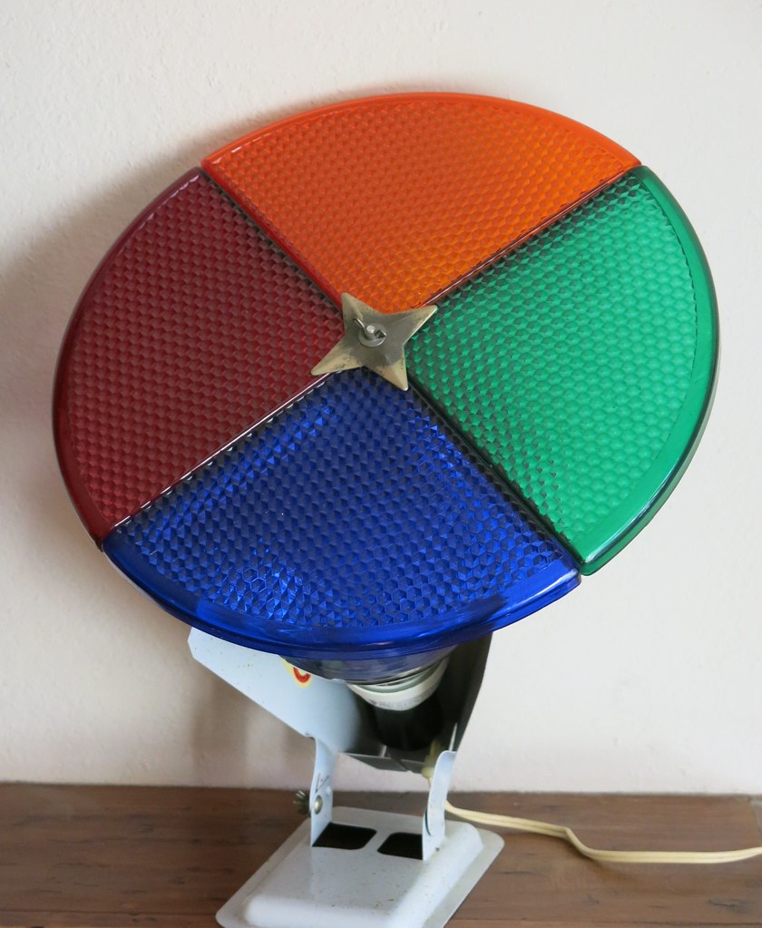 Color Wheel For Christmas Tree.Vintage Christmas Tree Color Wheel Heather David Flickr