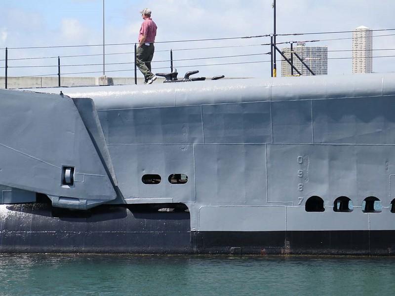 USS Bowfin SS-287 3