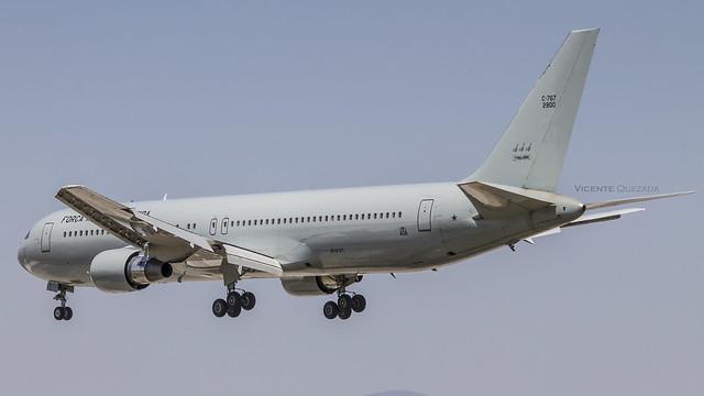Boeing 767-31A(ER) / Fuerza Aérea Brasileña / FAB 2900