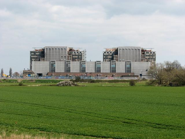 Former Bradwell Nuclear Power Station
