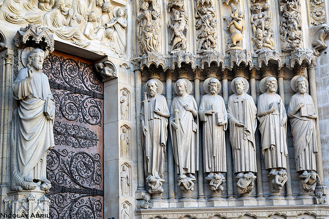 Notre-Dame's Portal of the Last Judgment