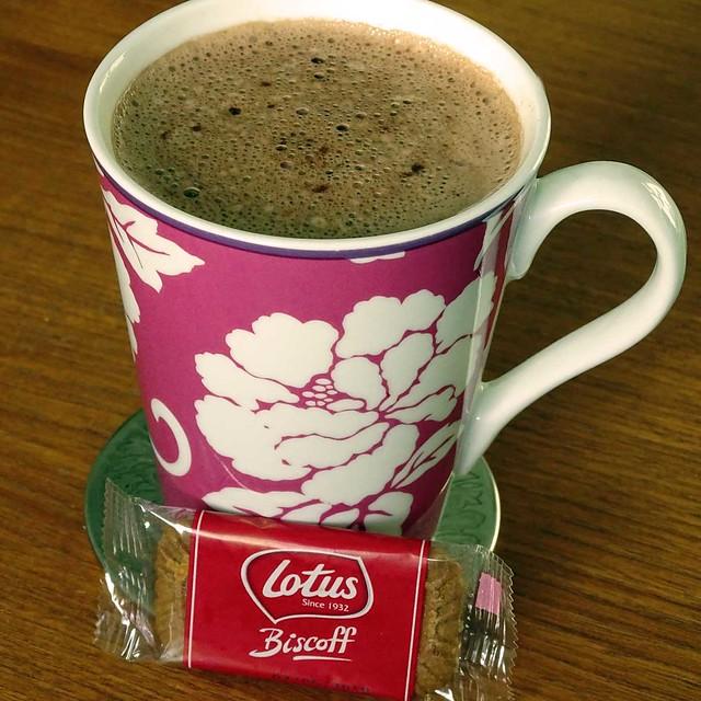 Hot Chocolate Winter Warmer