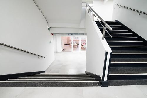 schody po remoncie