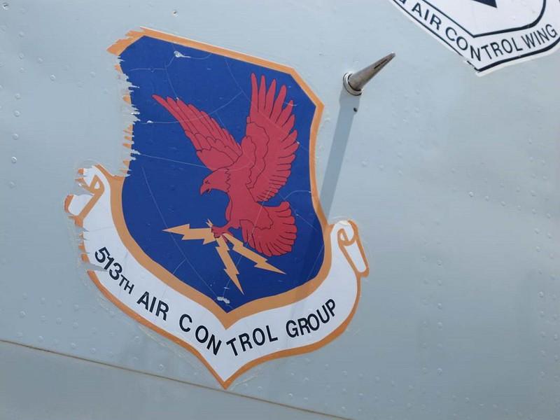 Boeing E-3B Sentry 9