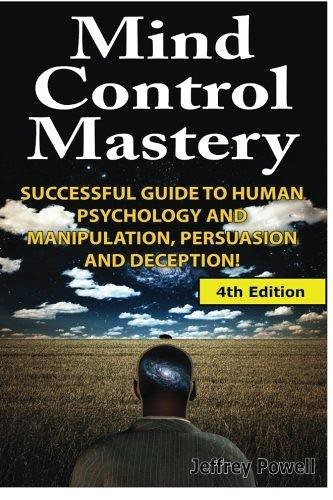 Best PDF Mind Control Mastery: Successful Guide to Human P
