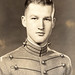 Al Tucker Jr. as a West Point cadet in 1942. (photo courtesy of Al Tucker Jr.)