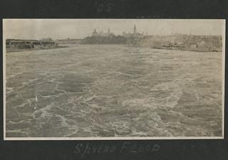 """Spring Flood"" / Inondation printanière"