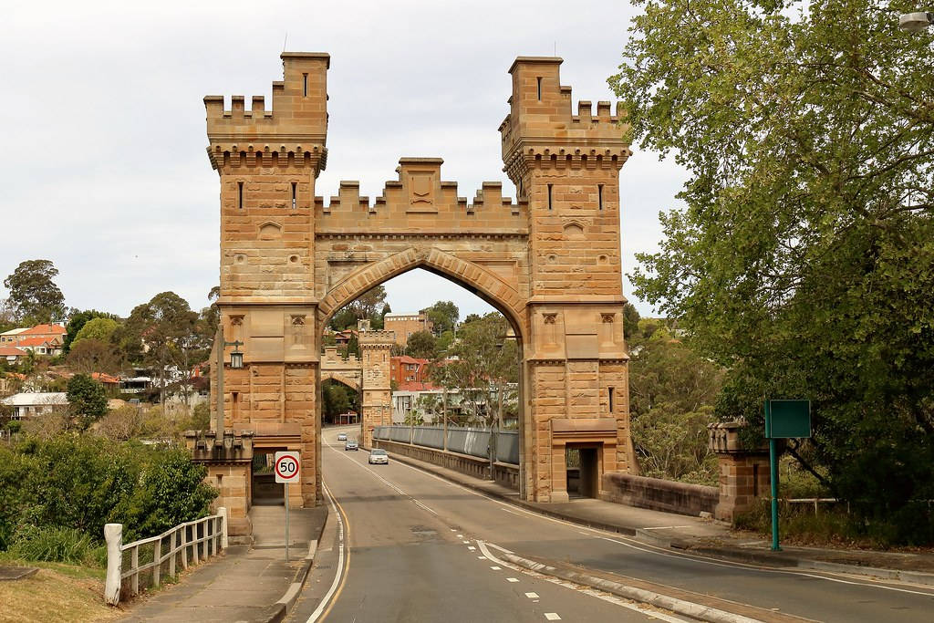 Long Gully Bridge_Northbridge NSW Australia_S