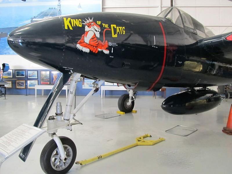La teoría de la F7F-3 Tigercat 1
