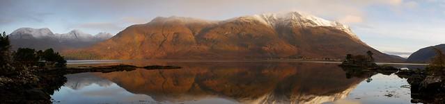Loch Torridon reflections