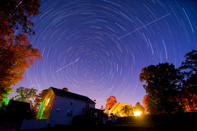 ISS Polaris and a Few Other Stars