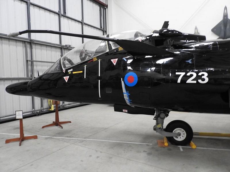 Harrier T.4 trainer 2