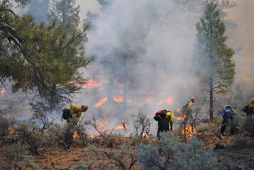 Flying J Prescribed Fire 2012 | by Kaibab National Forest Photography