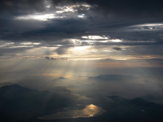 From Mount Fuji, Japan