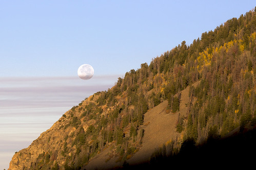 sunrise moonset moon aspen sanjuanmountains fall fallcolors autumn autumncolors colorado mountain earthnaturelife wondersofnature