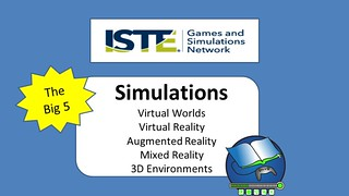 ISTE Games & Sims   by kaezenovka