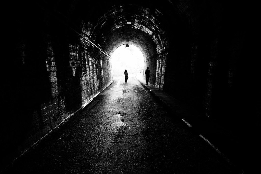 Al final del túnel ....