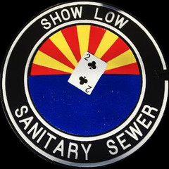 Show Low, AZ (new, painted) by Vault Doors