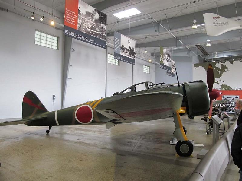 Nakajima Ki-43-1b Hayabusa 1