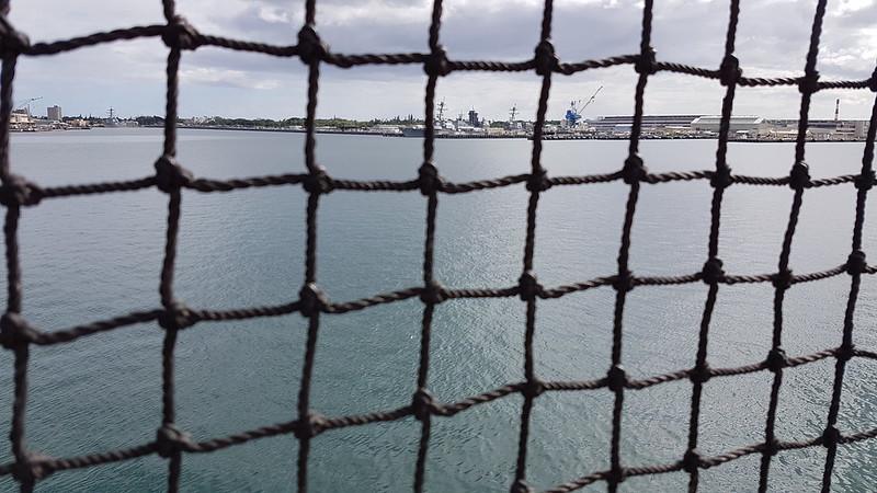U.S.S. Missouri Pearl Harbour