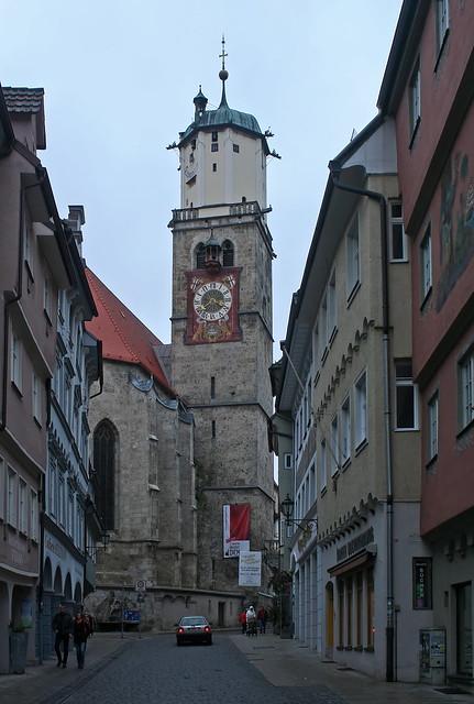 St. Martin in Memmingen