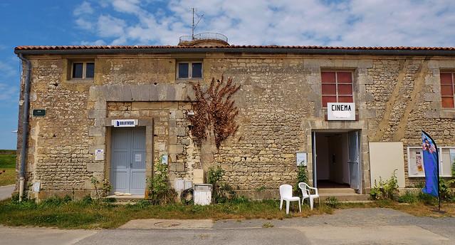 Cinéma le Rex, Ile d' Aix