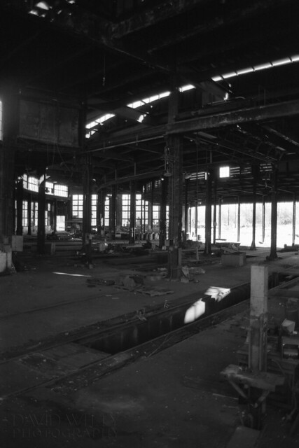 Inside The Roundhouse-Part 1