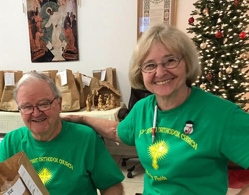 Harold & Ellen   by Holy Spirit Orthodox Church