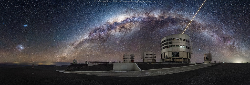 VLT - ESO's Very Large Telescope | Overview of the night