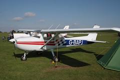 G-BAPJ Cessna FRA.150L [0196] Sywell 020917