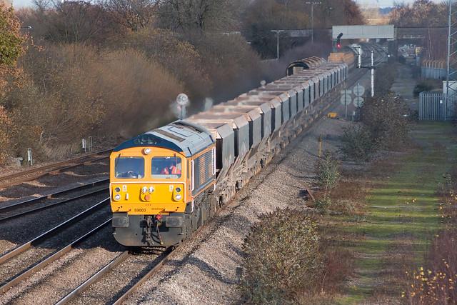 Class 59 - 59003