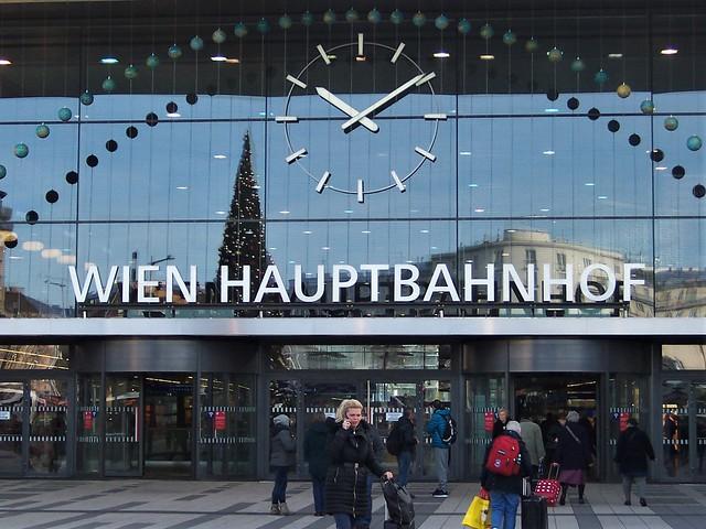 Vienna station