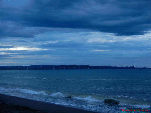 Bangui Wind Farm from afar | by Adrenaline Romance
