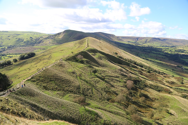 Mam Tor Ridge Walk