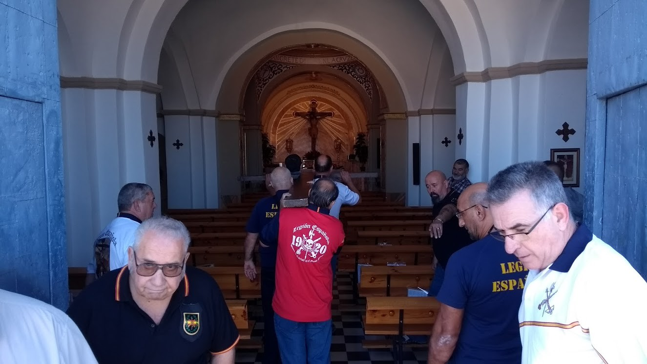 (2017-10-21) - Ensayo Eucaristía Legionaria -  José Vicente Romero Ripoll - (03)