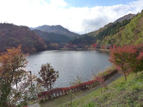 碓氷湖(ダム湖)