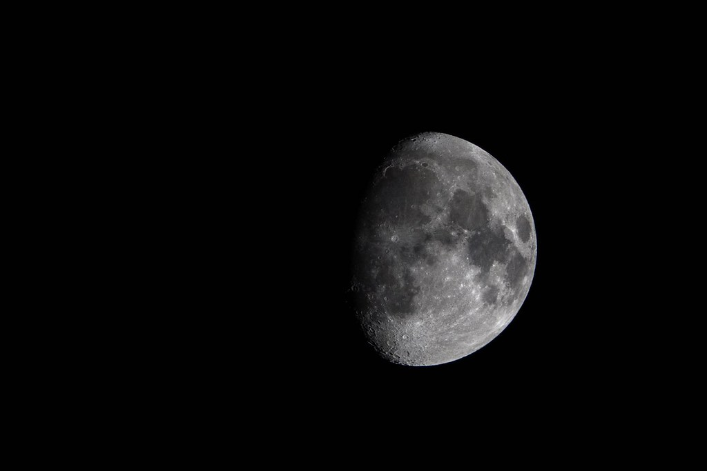 The Moon Tonight | The Moon today is in a Waxing Gibbous pha