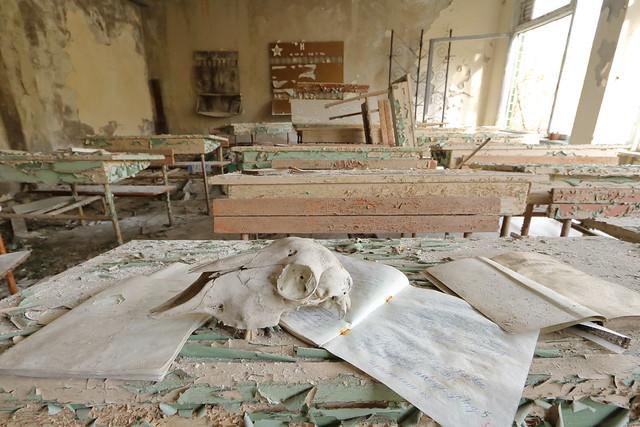 Pripyat School 2