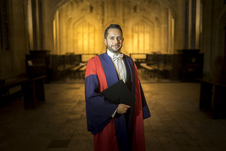 Portrait of an Oxford Graduate | by Sheng P.