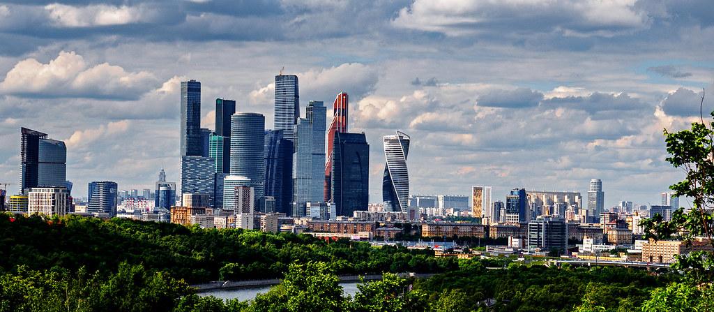 Moscow City / Москва-Сити
