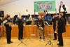 Adam Tobias mit dem Quintett Quintessenz