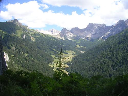 Alta Badia, basiskamp